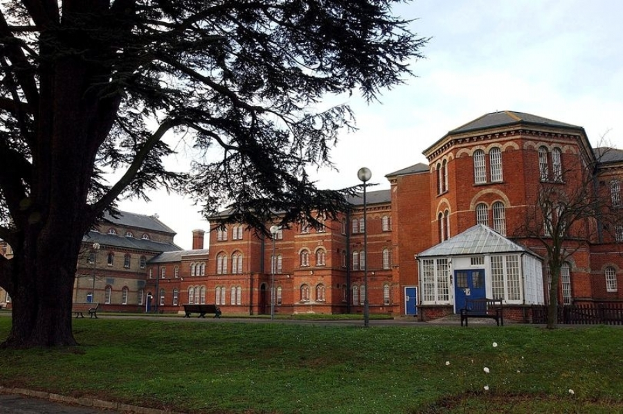 Kingsway Group | Case Studies | Broadmoor Hospital, Berkshire