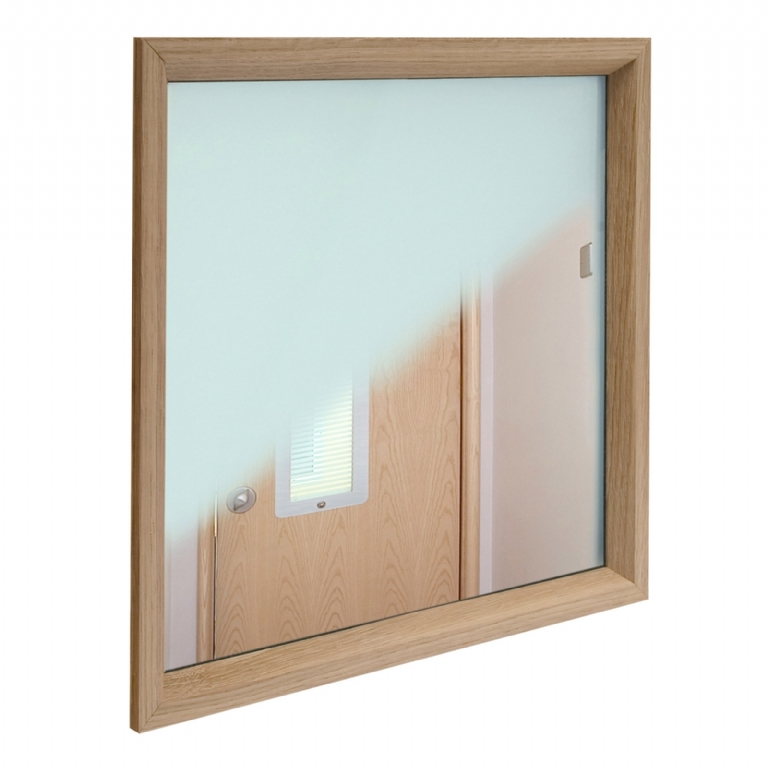 VISILUX PLATINUM SWITCHABLE VISION PANEL 405x405mm