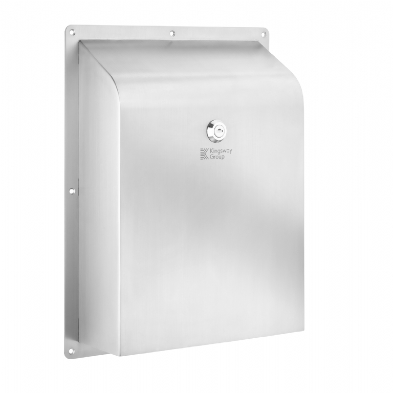 KG02 LIGATURE RESISTANT PAPER TOWEL DISPENSER