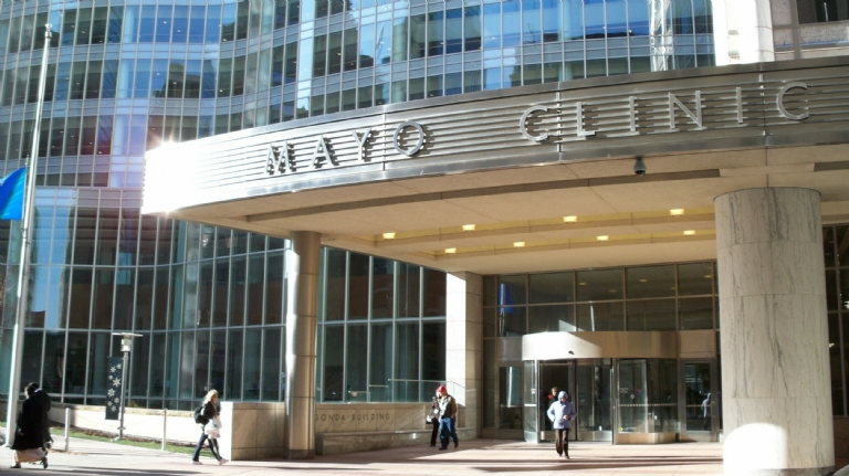 Kingsway Mayo Clinic, Rochester, Minnesota Case Study