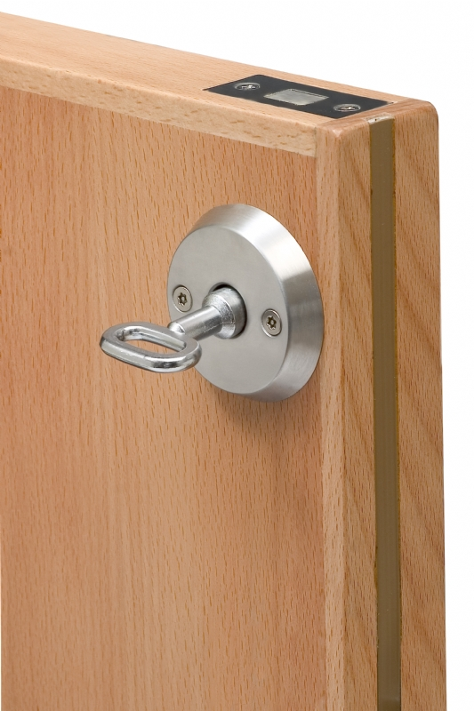 Door Lock for Mental Health Anti-Ligature Anti-Barricade