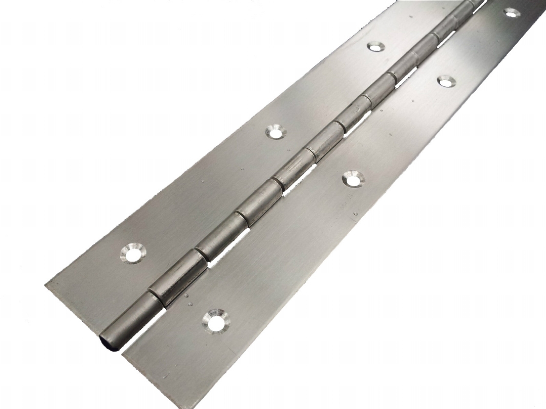 Door Hinge for Mental Health Anti-Ligature Anti-Barricade