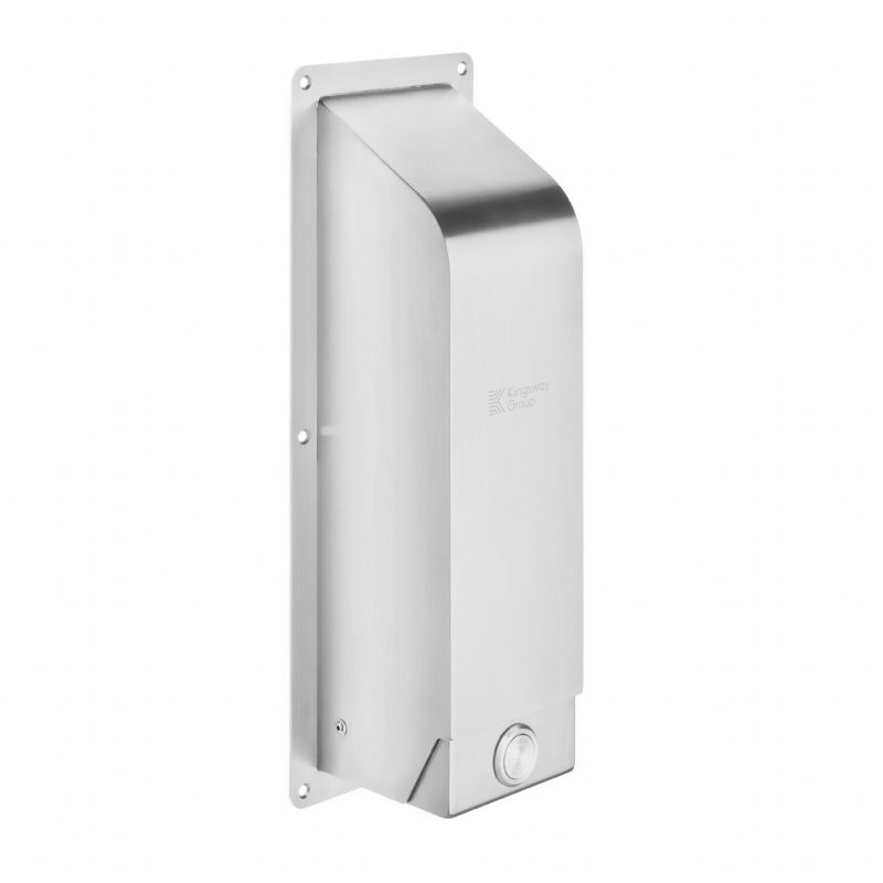 Washroom Dispenser for Mental Health Anti-Ligature Anti-Barricade Ligature Resistant