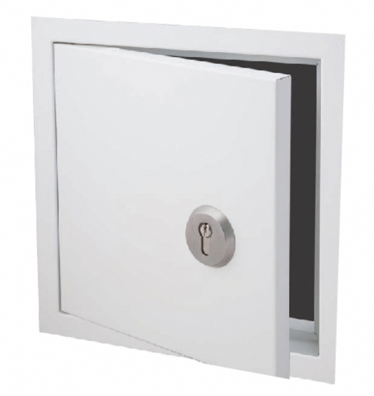 Access Hatch for Mental Health Anti-Ligature Anti-Barricade