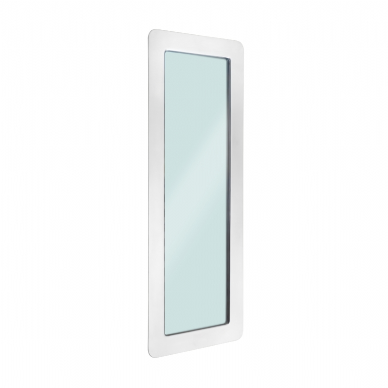 PYROLUX SECURE CLEAR GLAZED VISION PANEL