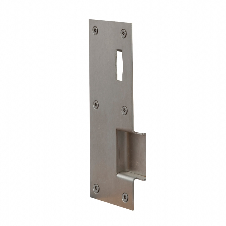 KG149 SWING THRU STRIKE PLATE