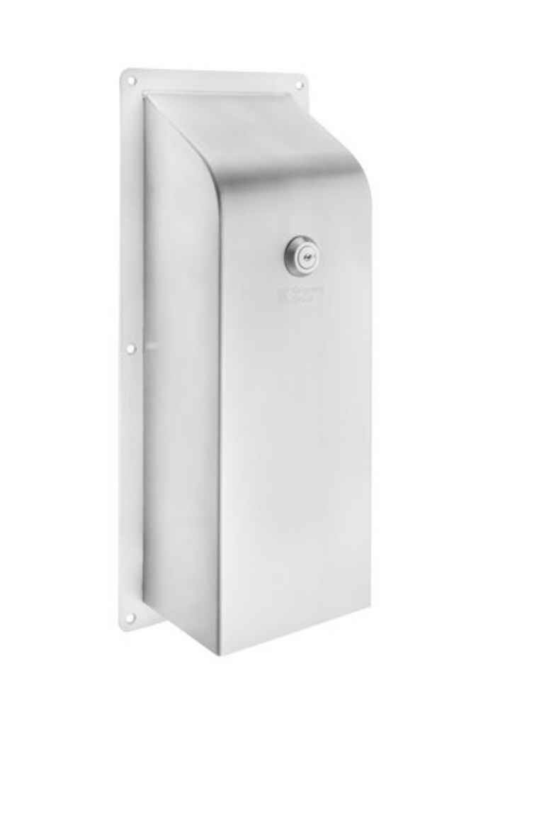 KG01 Ligature Resistant Toilet Tissue Dispenser