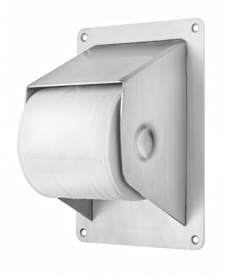 KG03 Anti-Ligature Toilet Roll Holder