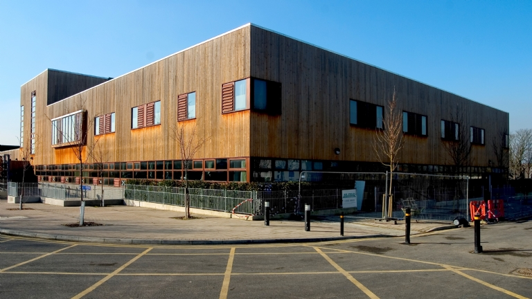 Kingsway Springfield Hospital, Tooting Case Study