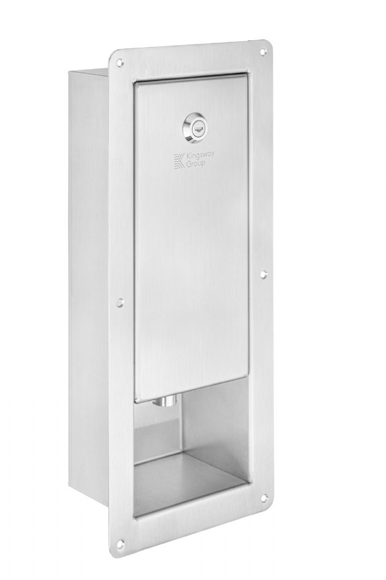 KG18 Recessed Soap Dispenser